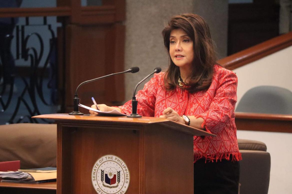 Imee cautions Duterte admin on pork importation as it may kill local industry