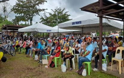 554 Agusan Sur residents get aid from Go