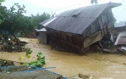 Close to 14K families affected by 'Auring' in 3 regions