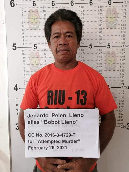 Rebel leader arrested in Surigao