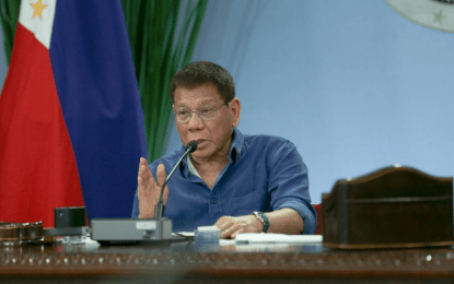Duterte to discuss what vaccine to get with physician