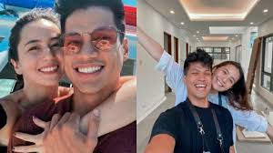 Sophie Albert and Vin Abrenica are now engaged