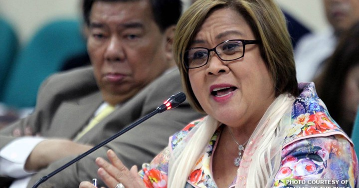 DeLima seeks probe into red-tagging, undue investigation of lawyers, teachers