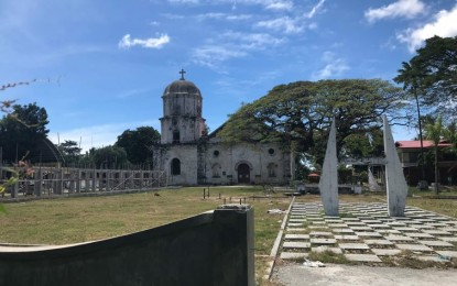NHCP orders removal of walkway leading to historical church