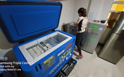 DOST-10 gives free calibration services to aid in vaccine storage