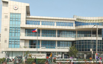 DFA consular offices in 'NCR Plus' closed from March 29 to 31