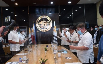 BOC signs manifesto to 'weed out' corrupt personnel