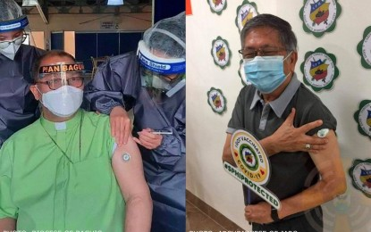 Baguio bishop urges colleagues to get Covid-19 jabs