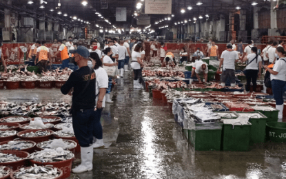 Get protein requirement from fish amid high pork prices, DA urges