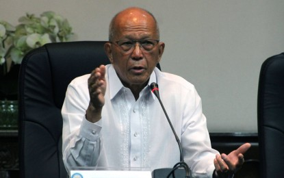 Stop incursion into PH sovereign territory, Lorenzana to Chinese