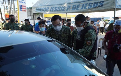 'NCR Plus' checkpoints for curfew, health protocols check