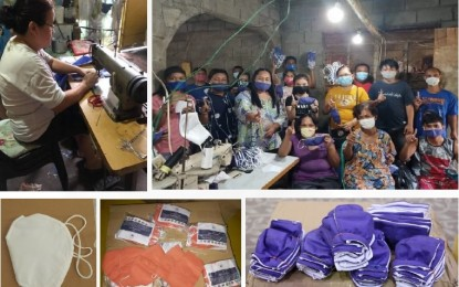 Gov't to distribute 47M face masks to poor communities