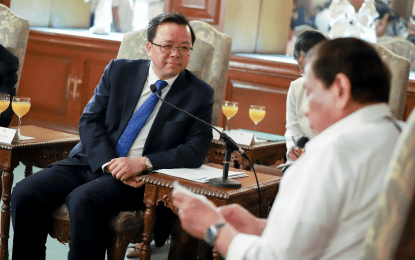 Huang allays PRRD's worry over spotted Chinese vessels in WPS