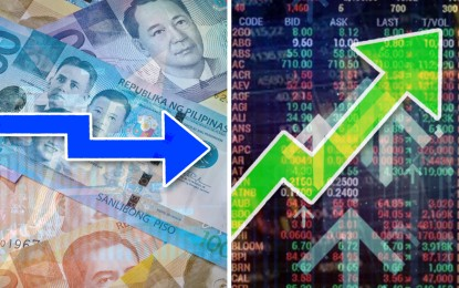 Peso nearly flat as shares rise anew on easing Covid-19 cases
