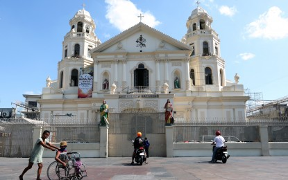 Quiapo Church to bless palms even after Sunday