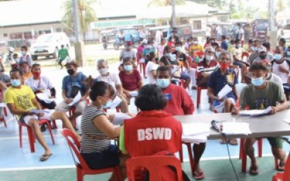 DSWD to provide LGUs with list of ECQ aid beneficiaries
