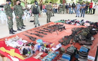 2 rebels nabbed; two bodies found in NegOr clash site