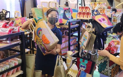 Trade fair for Region 8's women entrepreneurs earns P1.58-M