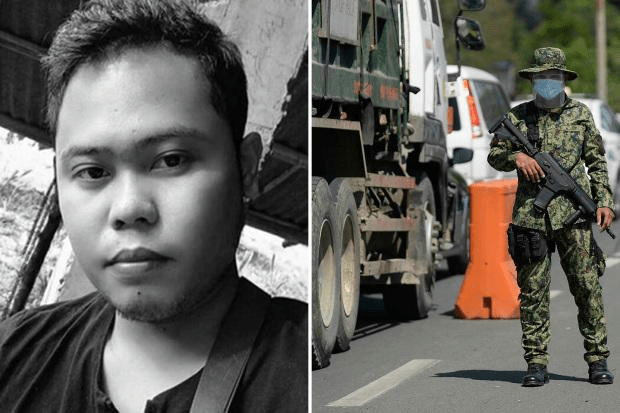 Covid rule-breaker, 28, dies after 'physical' punishment for flouting curfew in Gen Trias