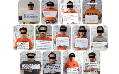 72 felons arrested from March 29-April 7: NCRPO