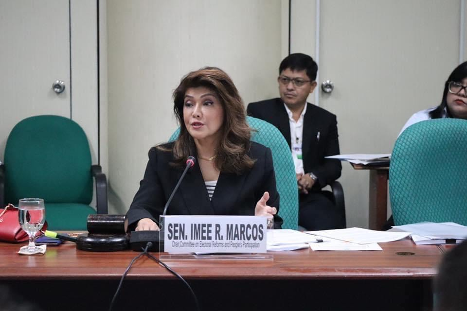 Imee wants to convert billion in Bayanihan loans into direct assistance to MSMEs