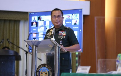 AFP chief wishes for healing of PH, world on Lent