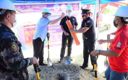 Pangasinan town builds new fire station