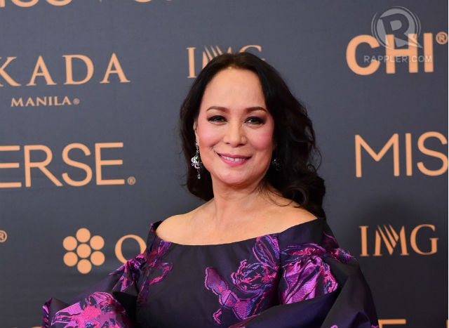 Philippines first Miss Universe Gloria Diaz turns 70