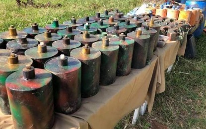 Attacks thwarted as anti-personnel mines seized in CamSur