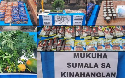 Inspired by QC community pantries, Iligan neighbors set up own