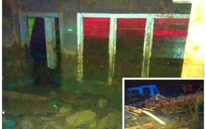 Flash flood displaces 71 families in NoCot town