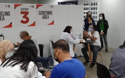 More vaccination sites to rise in Taguig