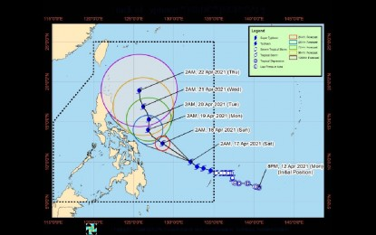 'Bising' continues to 'rapidly intensify' over PH sea