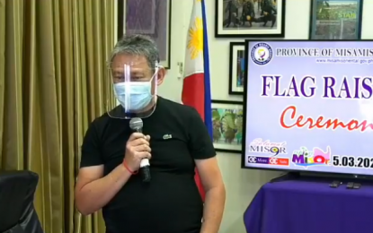 MisOr warns Capitol workers violating health protocols