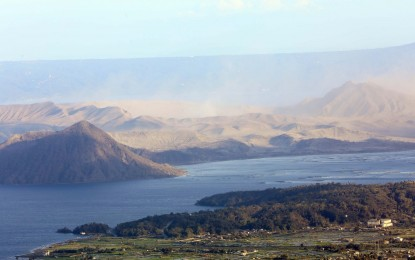 No downtrend in Taal Volcano activity: Solidum