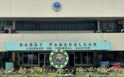 GenSan exec bats for review of flood drainage plan