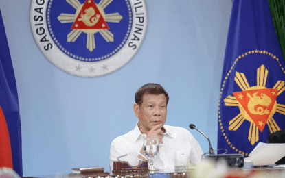 Duterte 'pondering' on VFA reconsideration as PH awaits vaccines