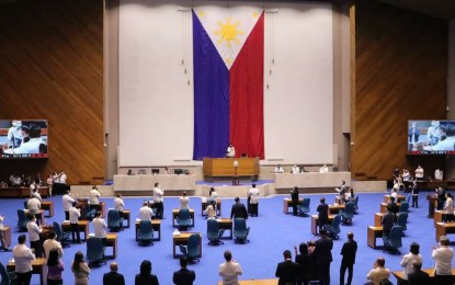 Bayanihan 3 top agenda upon Congress resumption on May 17