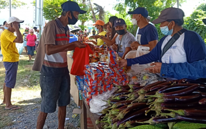 Community pantries boost gov't aid for poor Pinoys: Panelo