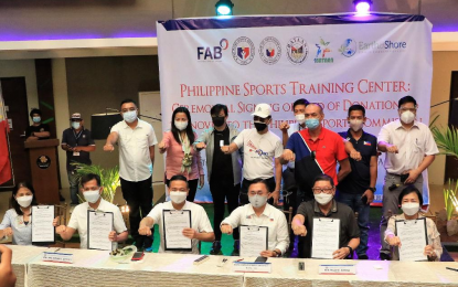 PH Sports Training Center to rise soon in Bataan