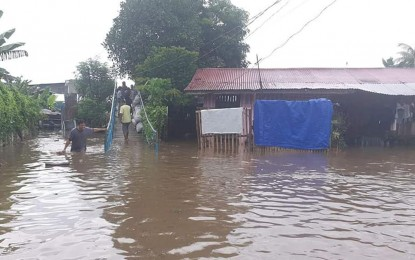Zambo responders alerted as downpour floods 10 villages