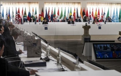 G20 foreign ministers worried over food security in world