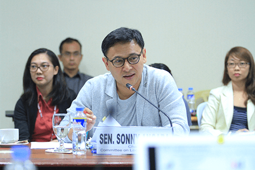 Angara prods implementing agencies for Bayanihan 2 to utilize funds faster
