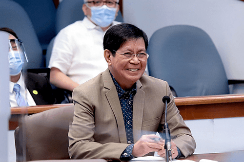 Lacson bares expectations from President Duterte's final SONA