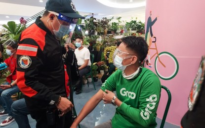 PH starts vaccination of A4 priority group