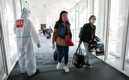 7-day quarantine for fully vaccinated in 'Green' states OK'd
