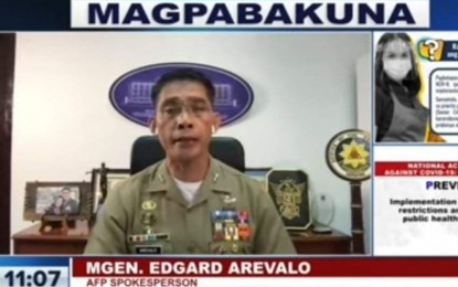 AFP to work with LGUs, police to stop Reds' poll extortion