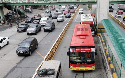 PRRD 'right' with claim on improved Edsa traffic: Palace