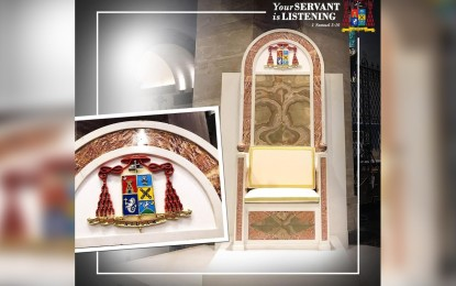 Manila Cathedral all set to welcome new archbishop