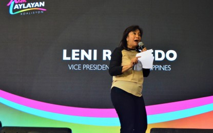 VP Leni admits running for governor 'more attractive', 6 pols eye presidency
